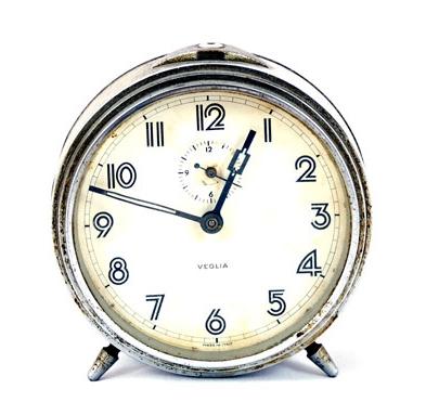 sveglia orologio antica